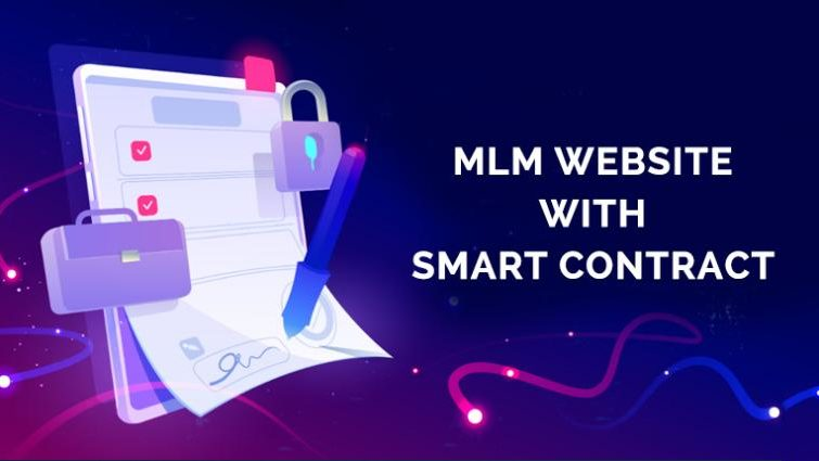 TRON (TRX) Smart Contract MLM Software Development Company